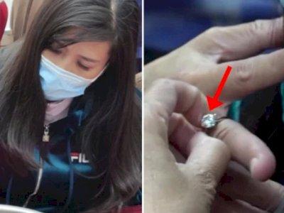 Gegara Makin Gemuk, Wanita Ini Terpaksa Potong Cincin Berlian Seharga Rp671 Juta Miliknya