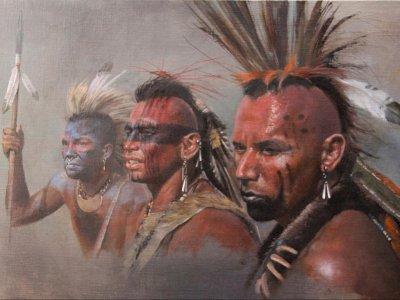 Fakta Menarik Suku Mohawk, Gaya Rambutnya Terkenal di Berbagai Negara