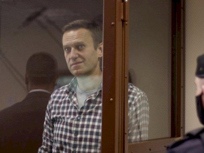 Gedung Putih Ancam Rusia Bila Aktivis Alexei Navalny Mati di Penjara