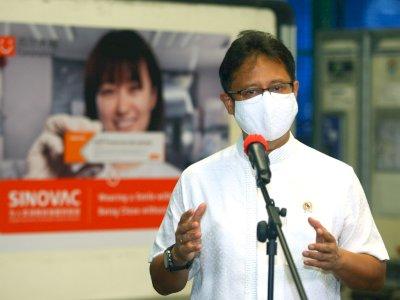 Menkes: Kompetisi Dapatkan Vaksin Covid-19 di Dunia Semakin Keras