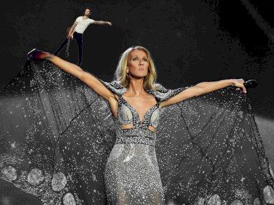 Celine Dion Bagikan Rutinitas Kecantikannya, Apa Saja?
