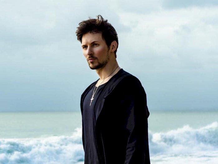 Kekayaan Pendiri Telegram, Pavel Durov Ternyata Lampaui Pendiri WhatsApp!