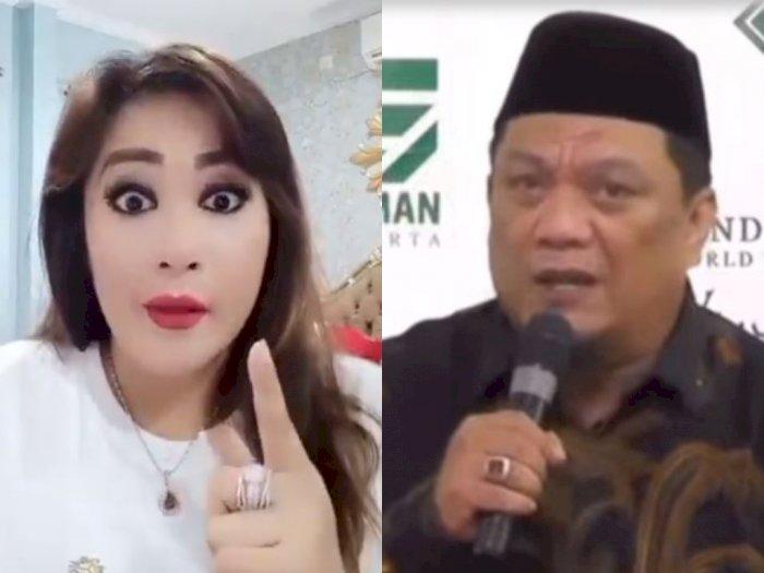Dewi Tanjung Sebut Ustaz Yahya Waloni Abal-abal, 'Menumpang Cari Makan di Agama Islam'