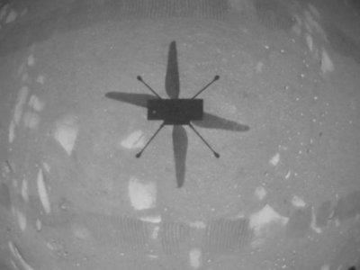 Berhasil Terbangkan Helikopter Kecil di Mars, NASA Yakin Bisa Terbang Lebih Tinggi Lagi