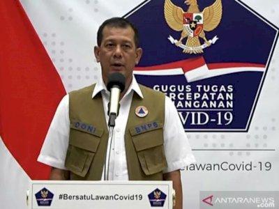 Kepala BNPB Imbau Penceramah Sampaikan Materi Tentang Pandemi COVID-19 pada Bulan Ramadan