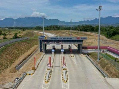 Laporan Progres Pembangunan Jalan Tol Sigli-Banda Aceh, Sudah Capai 67,9 Persen