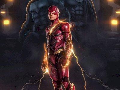 Mantap! The Flash Resmi Diproduksi!