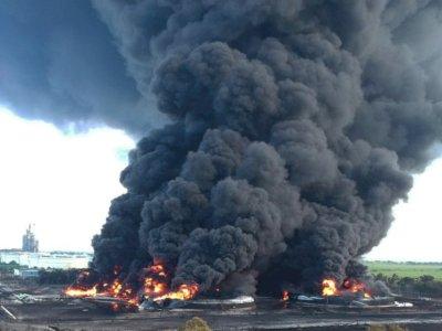 Polri Temukan Unsur Pidana Kasus Kebakaran Kilang Pertamina di Indramayu