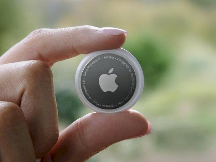 Apple Umumkan AirTag, Smart Tracker yang Bisa Bantu Kamu Cari Barang Hilang