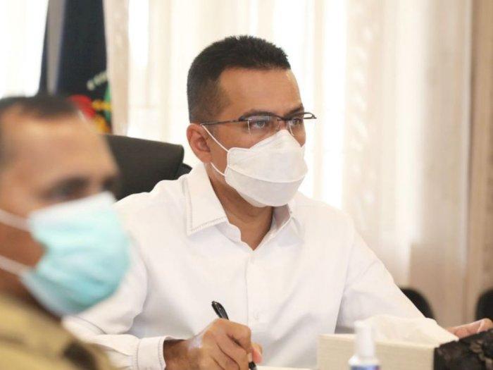 Sumut Peringkat Pertama Peredaran Narkoba di Indonesia, Ijeck: Masa Kita Diam Aja?