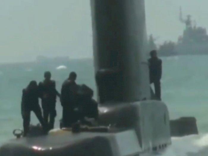 Penampakan Kapal Selam KRI Nanggala-402 yang Hilang di Laut Bali, Dinas Aktif Sejak 1981