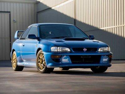 Mobil Subaru Ini Terjual Seharga Rp4,3 Miliar, Apa Sih Istimewanya?