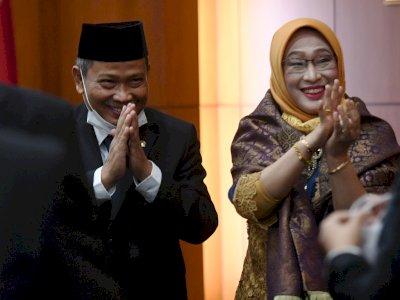 FOTO: Pelatikan Anggota MPR Pengganti Antar Waktu