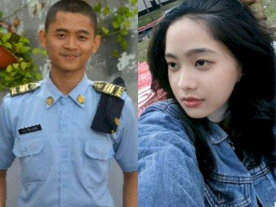 Netizen Kaget! Awalnya Pria Tampan Sekolah Taruna, Tiba-tiba Berubah Jadi Wanita Cantik