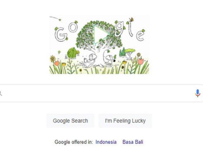 Video Menyentuh di Google Doodle untuk Rayakan Hari Bumi
