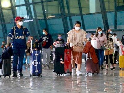 Cegah COVID-19, Indonesia Hentikan Pemberian Visa Bagi WNA dari India