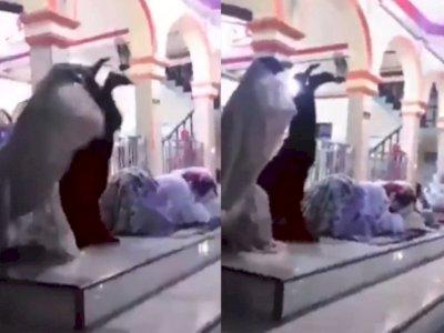 Viral Video Salat sambil Handstand, Dokter Ungkap Risikonya