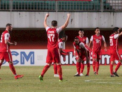 Pelatih Persija Minta Tim Lupakan Kemenangan Lawan Persib