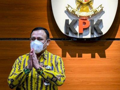 Penyidik KPK Jadi Tersangka Suap, Firli Bahuri Minta Maaf