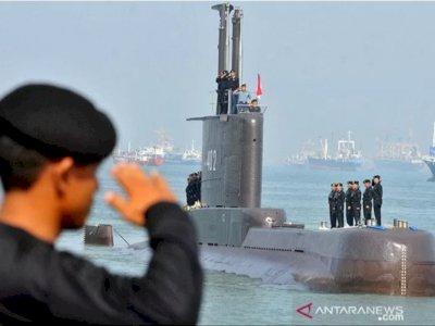 Terungkap! Kapal Selam KRI Nanggala-402 Diduga Hilang di Daerah Ini, TNI Bergegas