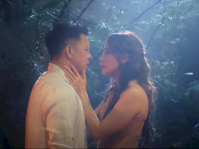 NOAH Luncurkan MV 'Mencari Cinta' Featuring BCL,  Adegan Ini Jadi Sorotan Netizen