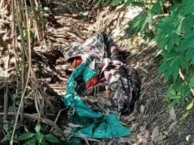 Wanita Cantik Ditemukan Tewas Dibungkus Kain, Diduga Korban Pembunuhan di Malang