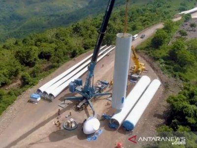 Geopark Ciletuh Sukabumi Bakal Dilengkapi Pembangkit Listrik Tenaga Angin