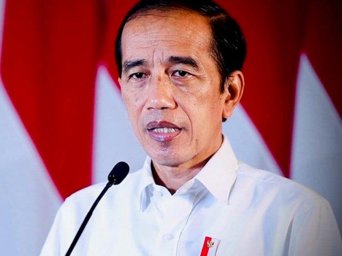 Presiden Jokowi Tegaskan akan Lakukan Upaya Terbaik Mencari KRI Nanggala 402