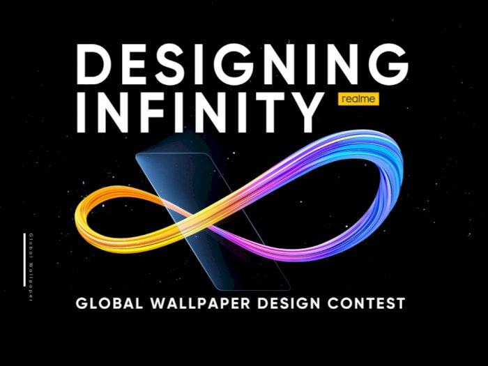 Realme Gelar Kontes Desain Wallpaper dengan Hadiah Utama Mencapai Rp145 Juta!