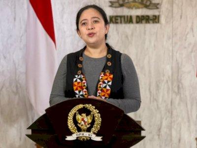 Ketua DPR Puan Maharani Minta Pencarian KRI Nanggala 402 Terus Dioptimalkan