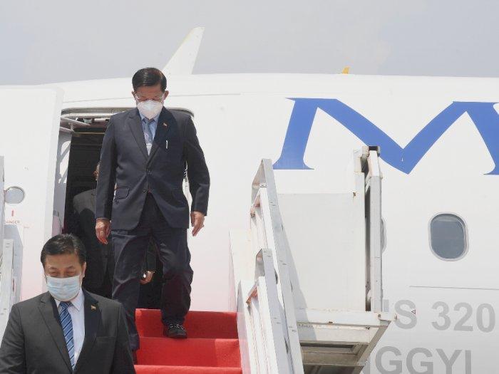 Usai Datang ke Indonesia, Pimpinan Junta Militer Izinkan Utusan PBB Kunjungi Myanmar?