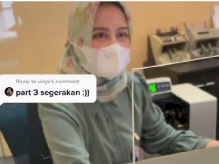 Heboh Teller Bank Diduga Jadi Pelakor Bertahun-tahun, Dilabrak Istri Sah saat Sedang Kerja