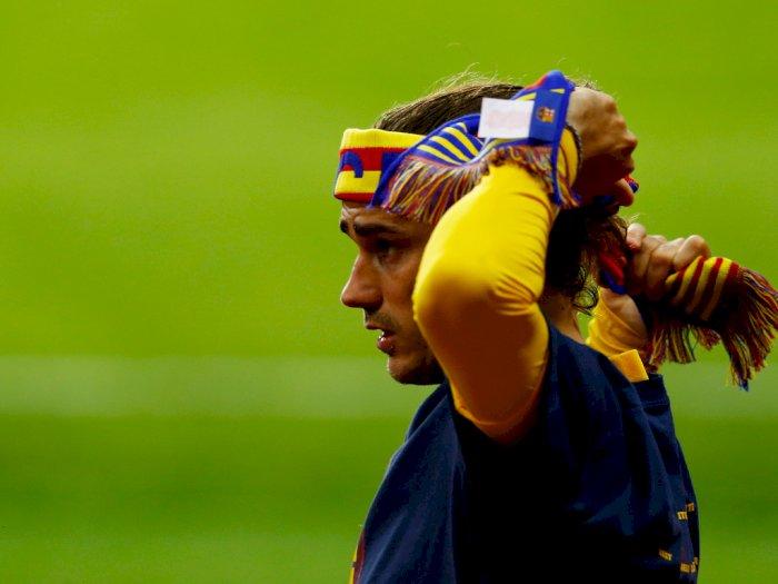Griezmann Mengaku Bangga Berada di Barcelona