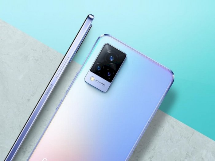 Vivo Pamerkan Desain Smartphone V21 5G Jelang Perilisan di 27 April Nanti!
