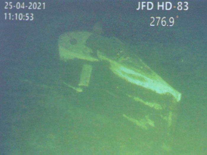 Tenggelam di 838 Meter, TNI AL Masih Cari Cara Angkat Bangkai KRI Nanggala-402