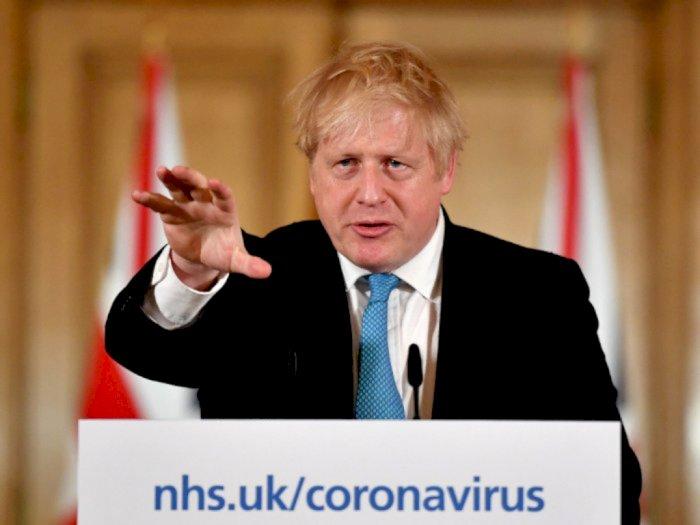 Boris Johnson Lebih Pilih Ribuan Tumpukan Mayat Dibanding Inggris Lakukan Lockdown Ketiga