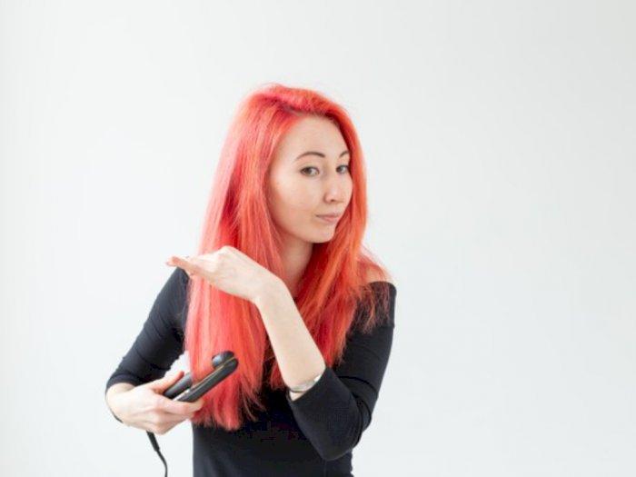 Tips Sederhana Merawat Rambut Berwarna, Cukup Pakai Bahan Rumahan