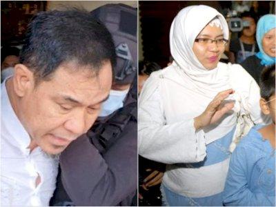Tetangga Bongkar Keseharian Munarman & Istri, Akrab dan Punya Bisnis Pempek Palembang
