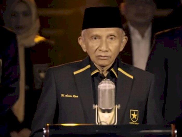 Amien Rais Resmi Deklarasikan Partai Ummat