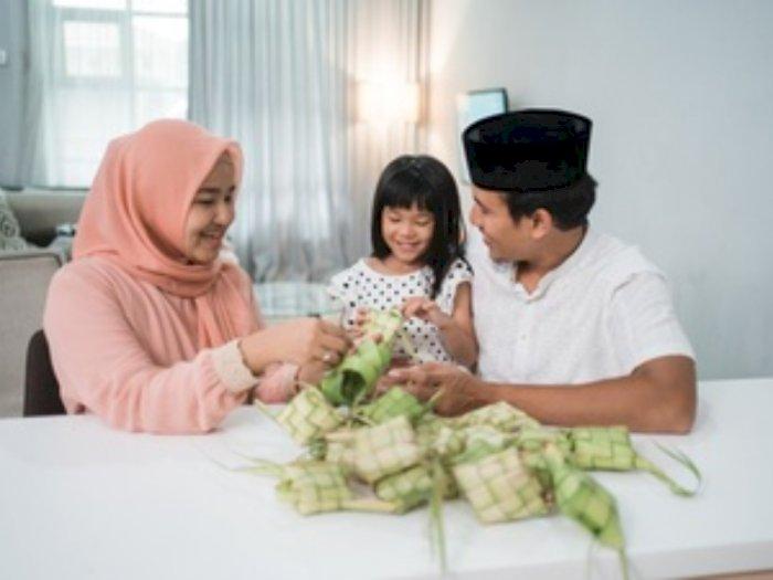 Sejarah Ketupat Identik dengan Perayaan Hari Raya Idul Fitri