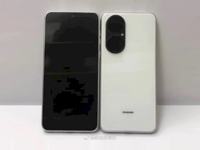 Tampilan Model Dummy dari Smartphone Huawei P50 Beredar Luas di Internet!