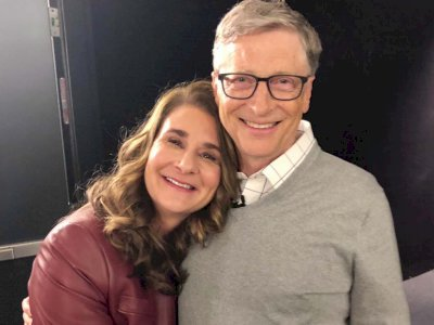 Bill dan Melinda Gates Memutuskan Bercerai Setelah 27 Tahun Menikah, Ini Alasannya