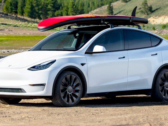 Tesla Pindah Waktu Tenggat Gigafactory Berlin Menjadi 6 Bulan, Mulai Produksi 2022 Nanti!
