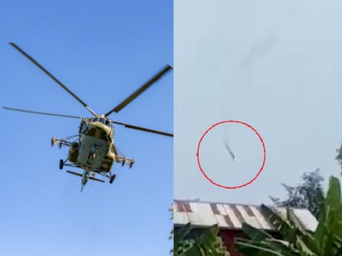 Pemberontak Kachin Tembak Jatuh Helikopter Junta Myanmar