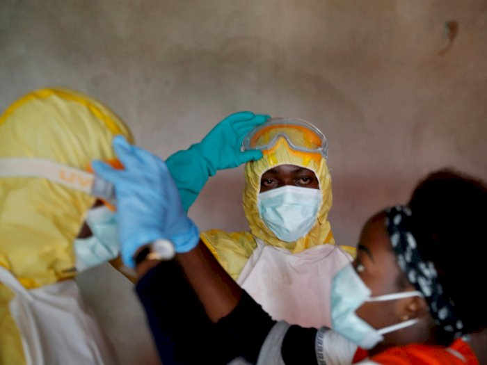 Wabah Virus Ebola di Kongo Dinyatakan Berakhir