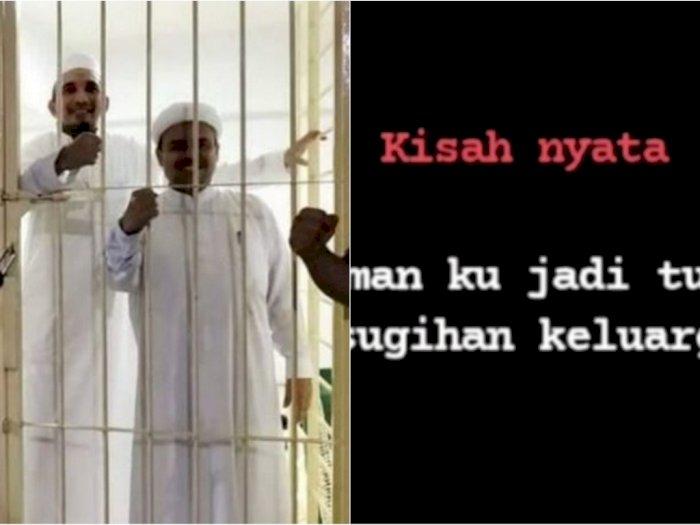 POPULER: Ade Armando Unggah Foto Habib Rizieq di Penjara & Anak Dijadikan Tumbal Pesugihan