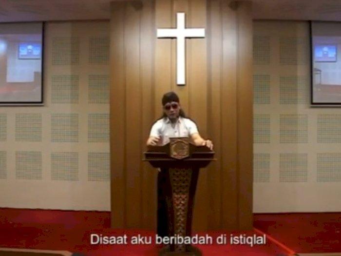 Gus Miftah Dicurhati Mualaf usai Dituding Kafir karena Tausiyah di Gereja