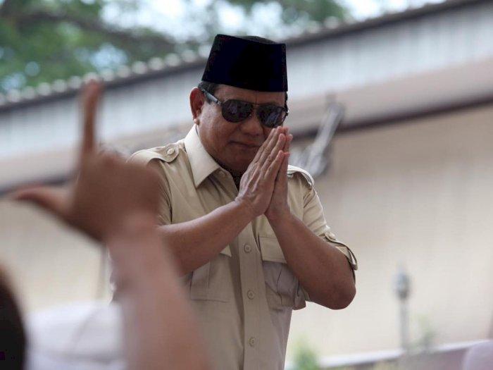 Para Kader Gerindra Berharap Prabowo Kembali Maju di  Pilpres 2024