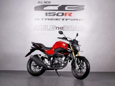 Honda Rilis All New CB150R Streetfire, Buka Harga Mulai dari Rp29 Jutaan!