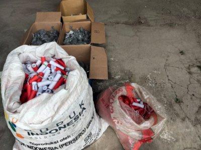 Dua Pembuat Sekaligus Penjual Bubuk Mercon di Bondowoso Diringkus Polisi